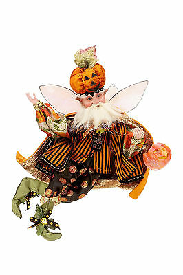 "New Mark Roberts Jack-O-Lantern 18"" Fairy Medium 51-53142  New in box"