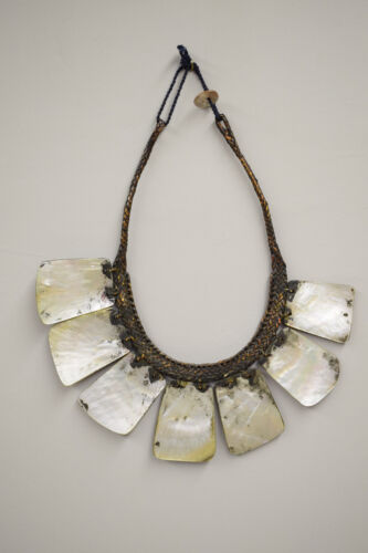 Necklace Ifugao Shell Tribal Necklace