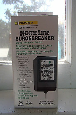 Square D Homeline Surgebreaker HOM2175SB