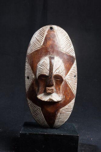 Songye Passport Shield, D.R. Congo, African Tribal Art