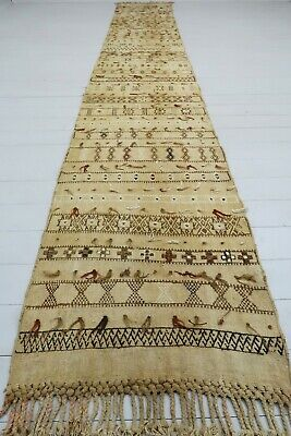 "Anatolia Turkish Long Antalya Kilim Runner Rug Carpet Runner Hallway 25,9""x167,3 for sale  Shipping to South Africa"