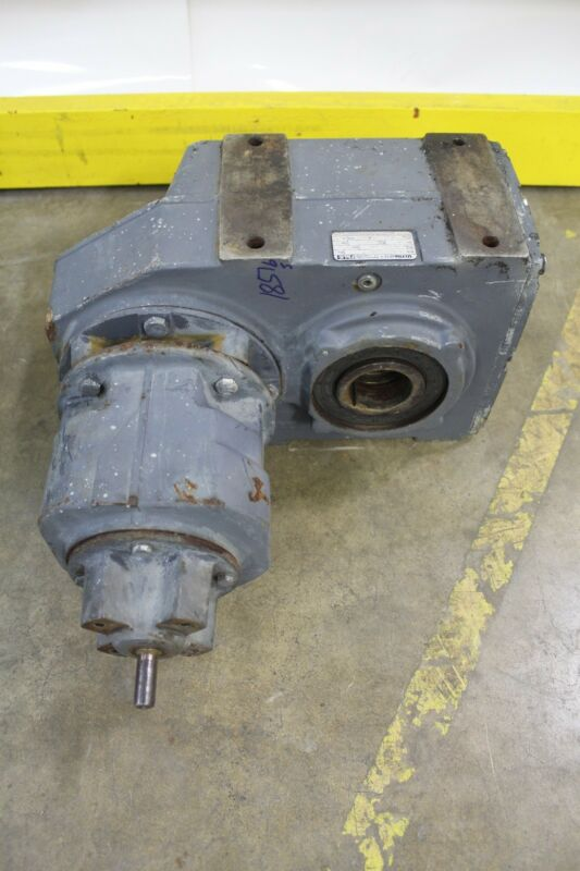 FALK ULTRAMITE 07UAN4AS900N1 .24HP INPUT GEARBOX SPEED REDUCER 900:1 RATIO