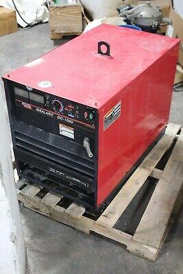 Lincoln Electric Idealarc Dc-1000 Sub Arc Welder Working