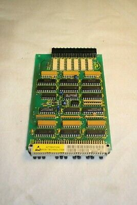 Man Roland 300 700 900 Printing Press Circuit Board - A 37v 1068 70