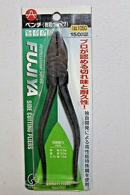 Fujiya Side Cutting Combination Pliers 150mm , No. 1050 - 15