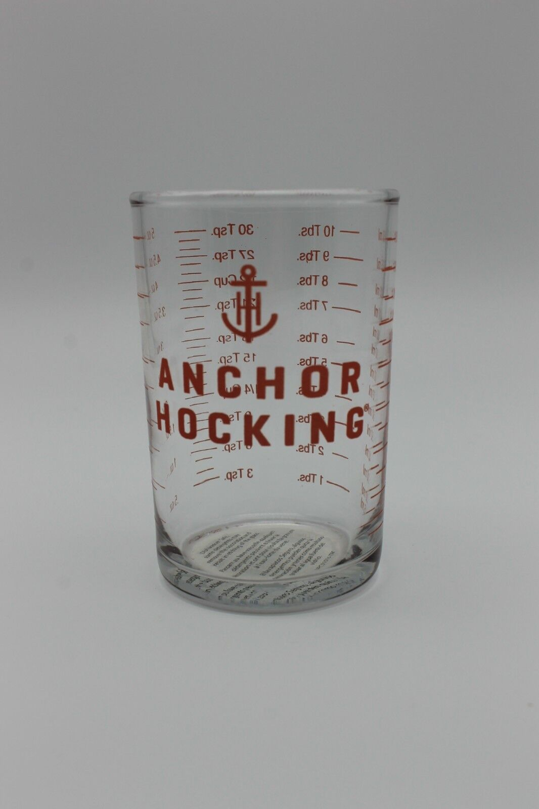 Anchor Hocking Measuring Glass - 5 oz