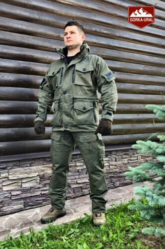 Army uniforms camouflage special forces gorka ussr waterproof protection Forest