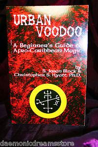 URBAN-VOODOO-Jason-Black-Hyatt-Magic-Occult-Finbarr-Magick-Grimoire