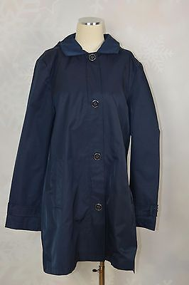 Tommy Hilfiger  size XL   Hooded A-line  trench Coat   NWT
