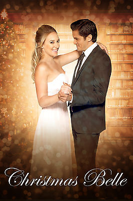 Christmas Belle  Dvd  2013 Tv Movie Haylie Duff   New Sealed