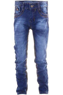 H1318 Kinder JUNGEN Jeans Hosen CLUBWEAR Chilong Mode