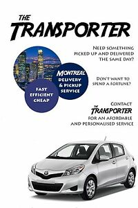 Exclusive taxi driver service - pick up and delivery