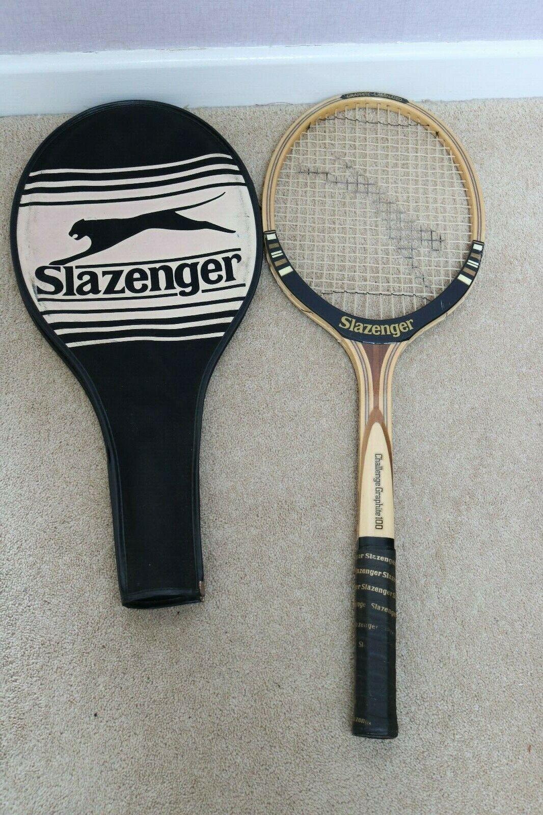 Slazenger Challenge Graphite 100 and Case