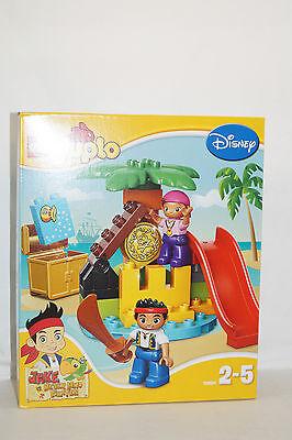 LEGO DUPLO DISNEY 10604 Jake und die Neverland Piraten (Disney Jake Und Die Neverland Piraten)