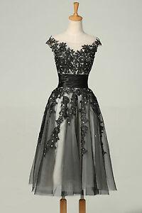 pas cher vintage r tro ann es 50 de 60 robe de soir e femme au foyer bal robes ebay. Black Bedroom Furniture Sets. Home Design Ideas