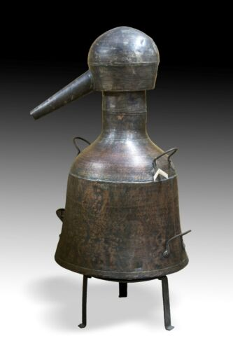 Still, Copper, Iron, 19th Century