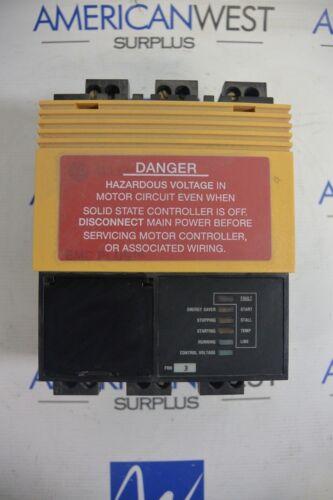 ALLEN BRADLEY 150-A24NBD 208-480 VAC SOFT STARTER - USED