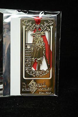 Order Metal - Fate / Grand Order Metal Bookmark Lancer PARCO LIMITED SHOP