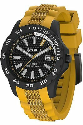 NEW TW Steel Yamaha Factory Racing Quartz Watch - Y11