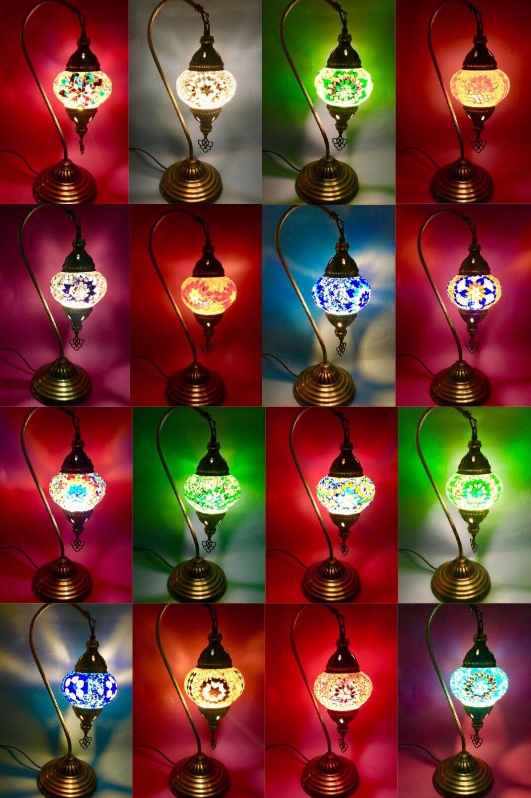 Orientalische Tischlampe Mosaiklampe   Stehlampe Mosaik Tischlampe Nachtlicht