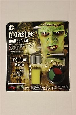 NEW Fun World Monster Makeup Kit Halloween Costume - Fun World Halloween Makeup