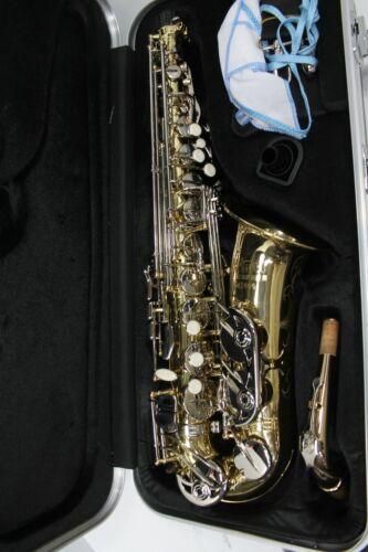 Selmer Model AS400 Student Alto Saxophone L395216A-SKK