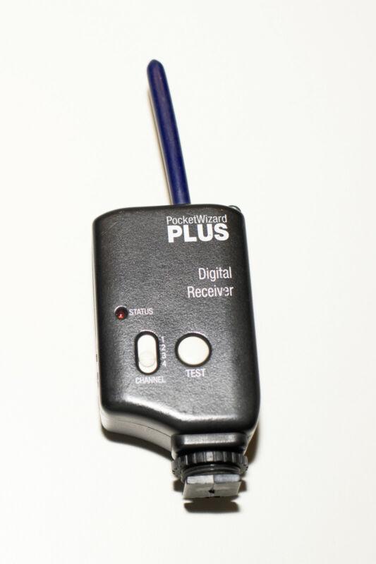 Pocket Wizard plus Digital Receiver