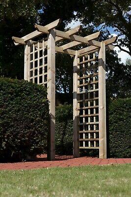 Garden Elite Portico Pergola CLEARANCE FADED UNITS