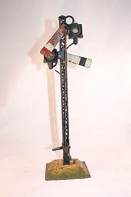 Vintage Pre-war KRAUS-FANDOR Electrical Semaphore
