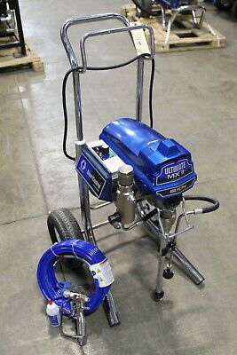 Graco Ultimate Mx Ii 490 Pc Pro Electric Airless Sprayer 826201 - B Condition