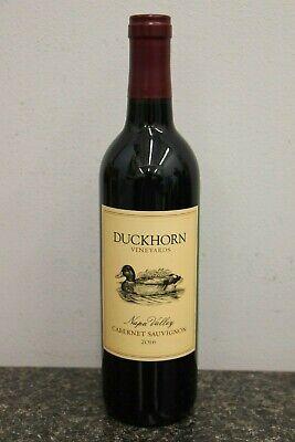 2- Bottles 2017 Duckhorn Vineyards Cabernet Sauvignon Napa Valley