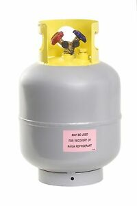 Refrigerant Recovery Reclaim Cylinder Tank - 50lb Pound 400 PSI NEW