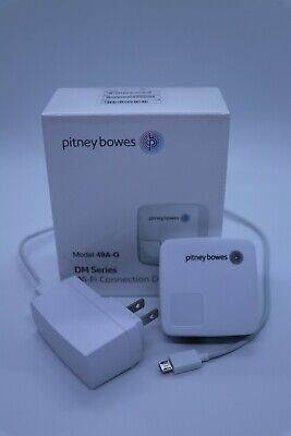Pitney Bowes Dm Series Wifi Connection Device