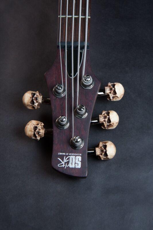 Grim Skull Bass Tuner (SINGLE)