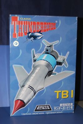 Thunderbirds DieCast TB1 1/200 Aoshima JAPAN (BRAND NEW in Box)