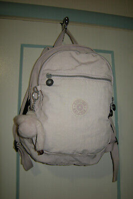 Kipling Challenger Backpack Light Pink/ Lavender with JoAo Monkey, K13624-109