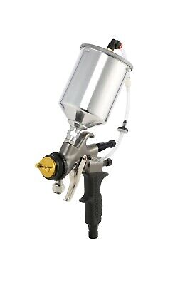 Apollo Atomizer 7700 Spray Gun For Hvlp Turbines With 600cc Gravity Cup Assembly
