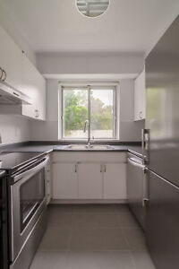 Gym/Pool/Doorman - Two Bed Two Bath - New Kitchen - Washer/dryer