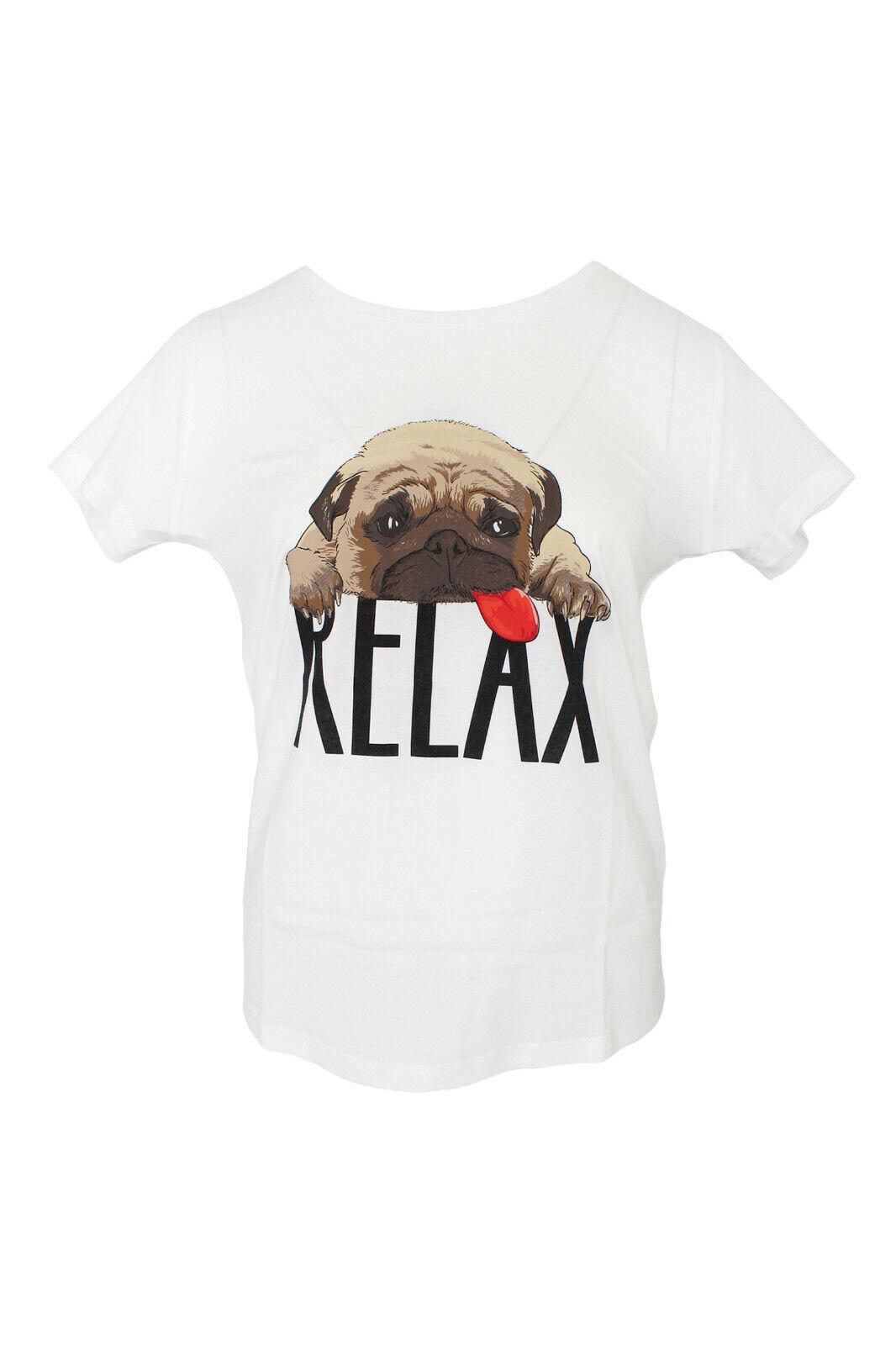 Quantum Courage - RELAX Shirt - white - NEW