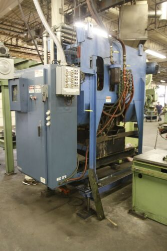 FEDERAL MODEL 264 KVA ROTARY SEAM WELDER: YODER #61603
