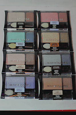 BUY 2, GET 1 FREE (add 3 to cart) MAYBELLINE Expert Wear Duo Eye Shadow