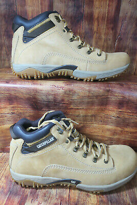 Caterpillar Cat Footwear boot shoe Corax Hiker  Honey 73519 #1118 (Caterpillar Hiker)