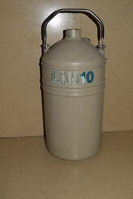 Mve Lab 10 Liter Cryogenic Nitrogen Tank - No Lid