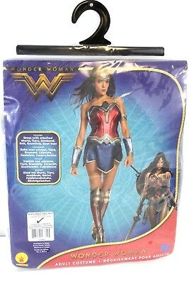 Wonder Woman Adult XS Extra Small Rubie's #820669 Halloween Costume NEW & SEALED