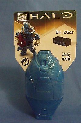 Toys New Mega Bloks Halo Drop Pod Blue Sangeili Elite 26 - Mega Toys