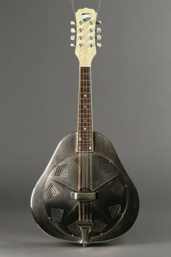 2017 Recording King RA-998 Resonator Mandolin