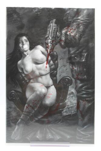 Ascencia #5 Cover B Parillo Nude Virgin Variant 2nd Print NM