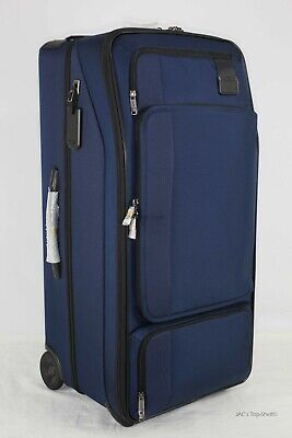 Tumi Merge Wheeled Duffel Packing Case  Ocean Blue 2228443OBL Retails: $725