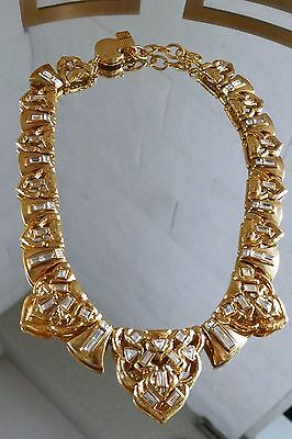 YSL YVES SAINT LAURENT NECKLACE VINTAGE