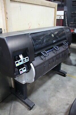 Hp Designjet T7200 Wide Format Color Printer Plotter